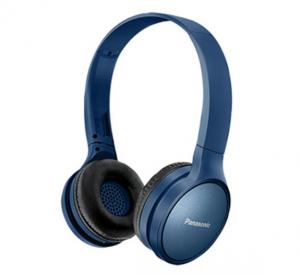 Panasonic RP-HF410BE-A auricolare per telefono cellulare Stereofonico Padiglione auricolare Blu