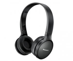 Panasonic RP-HF410BE-K auricolare per telefono cellulare Stereofonico Padiglione auricolare Nero