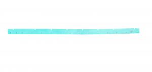 TRO 650 G (squeegee da 1053 mm) Gomma Tergipavimento ANTERIORE per lavapavimenti NUMATIC