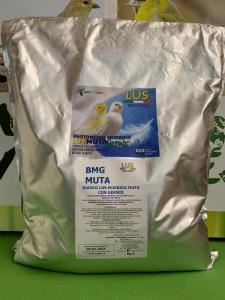 BMG MUTA Bianco Lus muta con Germix 5kg