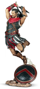 Assassin'S Creed Odyssey Figurine Alexios Merch
