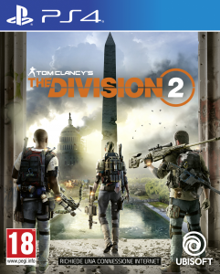 UBISOFT The Division 2 (Italiano) PS4