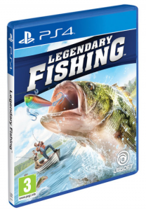 Legendary Fishing (Italiano) PS4