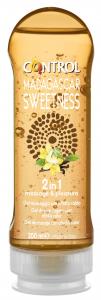 CONTROL Gel Massaggio E Lubrificante Per il Piacere Personale 200 ml