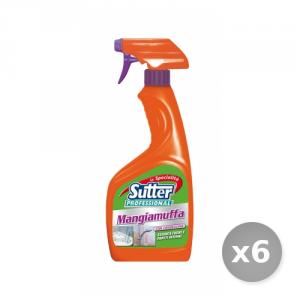 Set 6 SUTTER Mangiamuffa 500 ml Detergenti Casa