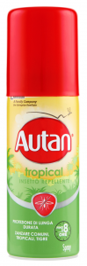 AUTAN Tropical Spray Antipuntura Repellente 50 ml