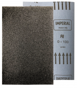 Tela smeriglio per ferro 185x270 mm 100 gr prodotto per il fai da te