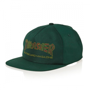 Cappello Thrasher Flame Rope Snapback