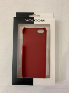 Cover Volcom Iphone 5 (Abstract)