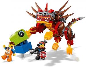 LEGO Movie 2 - Ultrakatty e Lucy guerriera!