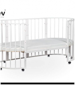 Sleepy - lettino/culla trasformabile - 8 in 1