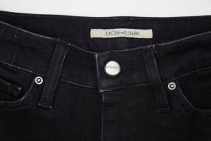 Jeans nero Don the Fuller