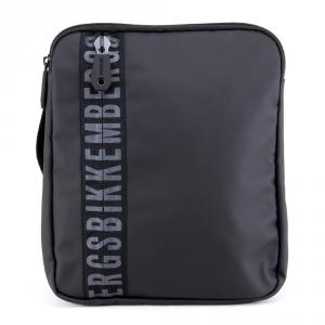 Shoulder bag Bikkembergs GUM GUM-03 999 NERO