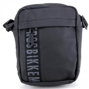 Shoulder bag Bikkembergs GUM GUM-02 999 NERO