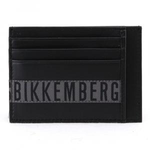 Porta carte Bikkembergs TAPE TAPE-309 999 NERO