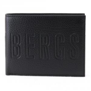 Portefeuille pour homme Bikkembergs STRIPES STRIP-300 999 NERO