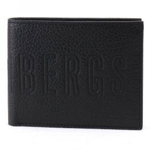 Portefeuille pour homme Bikkembergs STRIPES STRIP-304 999 NERO