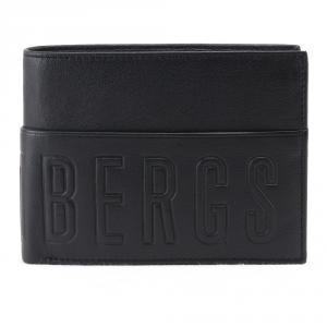 Man wallet Bikkembergs 3D GUM 3DGUM-300 D38 NERO
