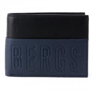 Man wallet Bikkembergs 3D GUM 3DGUM-300 G56 BLU