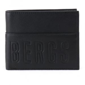 Man wallet Bikkembergs 3D GUM 3DGUM-304 D38 NERO