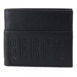 Man wallet Bikkembergs 3D GUM 3DGUM-305 D38 NERO
