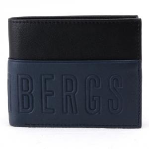 Man wallet Bikkembergs 3D GUM 3DGUM-305 G56 BLU