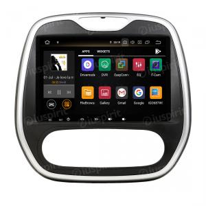 ANDROID 9.0 autoradio navigatore per Renault Captur, Renault Clio Samsung QM3 Auto UN/C 2011-2016 GPS WI-FI Bluetooth MirrorLink