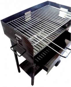 Barbecue artigianale pesante cm. 35 X70