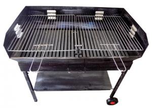 Barbecue artigianale pesante cm. 90X50