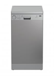 Beko DFS05013X lavastoviglie Libera installazione 10 coperti A+