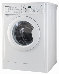 Indesit EWD 81252 W IT.M lavatrice Libera installazione Caricamento frontale Bianco 8 kg 1200 Giri/min A++