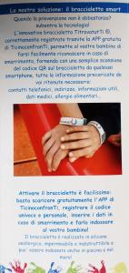 Il braccialetto TitrovatutTi® - GRATUITO