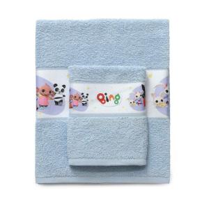 Asciugamani Bing Asciugamano asilo Bambino e Bambina 2 pezzi