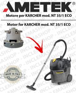 NT 35/1 ECO automatic MOTORE AMETEK aspirazione per aspirapolvere KARCHER