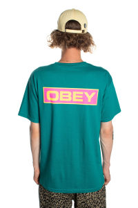 T-Shirt Obey Depot 2 Basic Tee