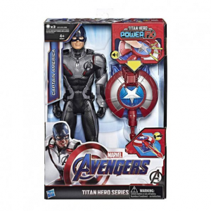 AVENGERS TH POWER FX HERO E3301 HASBRO EUROPA
