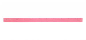 TTV 678 (squeegee L=650 mm) Gomma Tergipavimento POSTERIORE per lavapavimenti NUMATIC