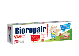 BIOREPAIR JUNIOR TOPO GIGIO AGAINST CARIES, FLUORIDE-FREE, PARABEN-FREE