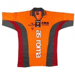 1998-99 As Roma Maglia Allenamento L *Nuova