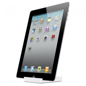 Apple iPad 2 Dock Bianco