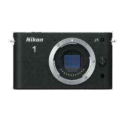NIKON1 J1+10-30MM + 30-110MM VR BLACK Fotocamera Mirrorless