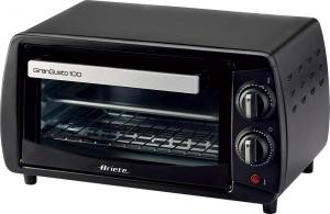 Ariete 980 10L 800W Nero Grill fornetto con tostapane