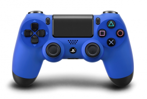 Sony Dualshock 4 Gamepad PlayStation 4 Blu