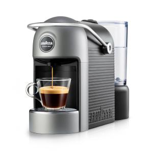 Lavazza Jolie Plus Libera installazione Automatica Macchina per caffè con capsule 0.6L Metallico