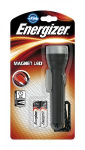 Energizer Magnet LED Torch Torcia a mano Nero, Grigio