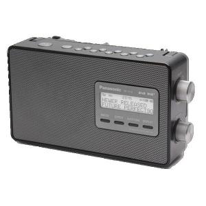 Panasonic RF-D10 Personale Digitale Nero radio