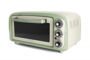 Ariete 979 3pizza(e) 1380W Bianco, Verde macchina e forno per pizza