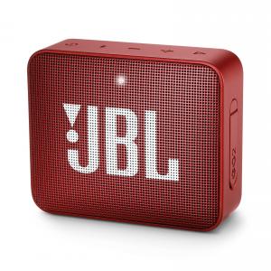 JBL GO 2 Altoparlante portatile stereo 80W Rosso