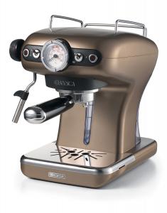 Ariete 1389 Libera installazione Macchina per espresso Bronzo 0,9 L 2 tazze Manuale