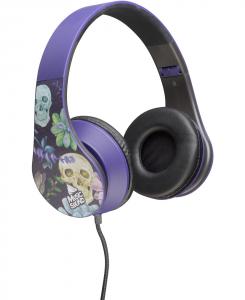 Cellularline MUSIC SOUND WIRED HEADPHONES - UNIVERSALE Cuffie a filo colorate con archetto estendibile